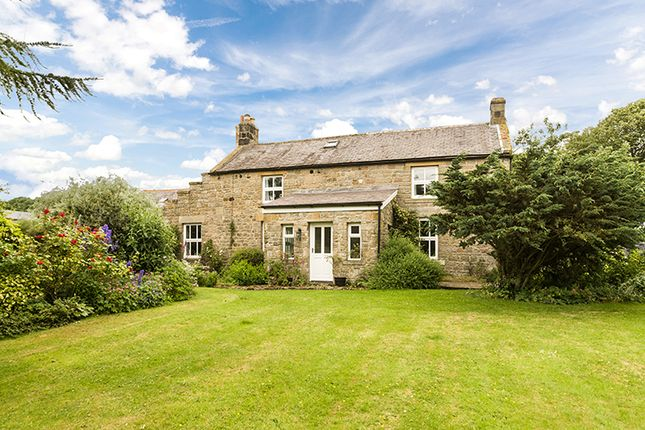 Thumbnail Farmhouse for sale in East Grottington, Near Corbridge, Northumberland