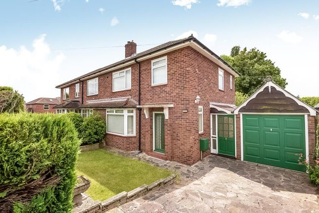 Thumbnail Semi-detached house to rent in Tupsley, Hereford