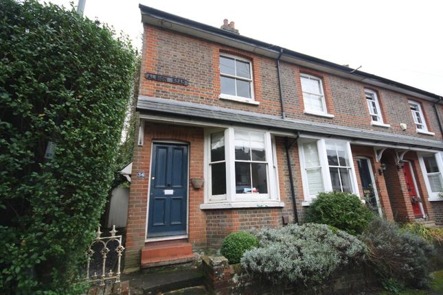 Thumbnail Property to rent in Albion Road, Reigate