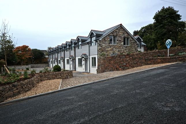 Thumbnail Terraced house for sale in Passage Hill, Mylor, Falmouth