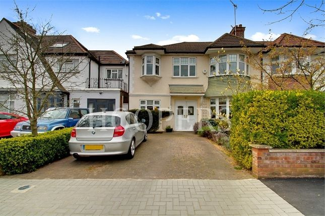 Thumbnail Semi-detached house for sale in Dawson Road, London