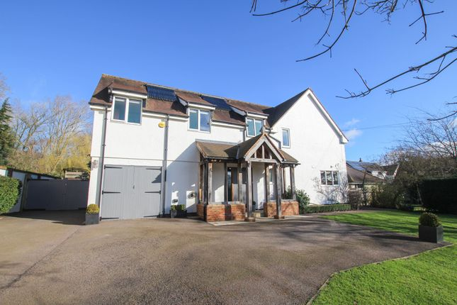 Thumbnail Detached house for sale in Catmere End, Saffron Walden