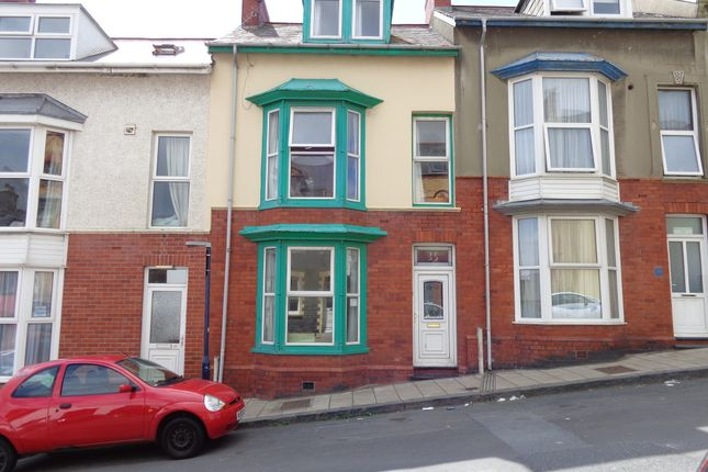 Thumbnail Town house to rent in High Street, Aberystwyth