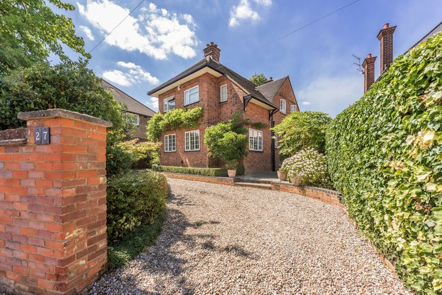 Thumbnail Detached house to rent in Battlefield Road, St.Albans