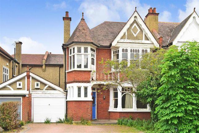 Thumbnail Link-detached house for sale in Bridgefield Road, Sutton, Surrey