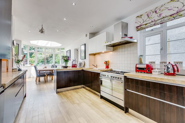 Thumbnail 5 bedroom semi-detached house for sale in Titchwell Road, London