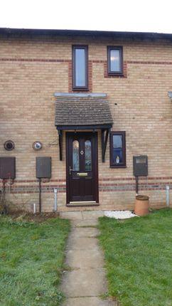 Thumbnail Terraced house to rent in Barnett Crescent, Woodford Halse, Daventry