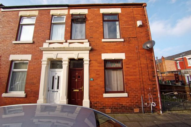 Thumbnail End terrace house for sale in Kingfisher Street, Preston
