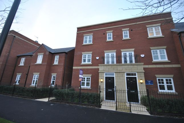 Thumbnail Town house to rent in Upton Grange, Chester, Cheshire