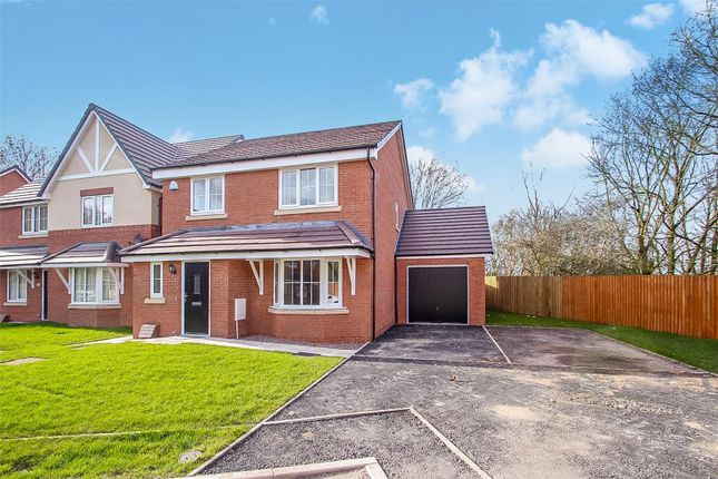 Thumbnail Detached house for sale in St Dominic's Place, Hartshill, Stoke-On-Trent
