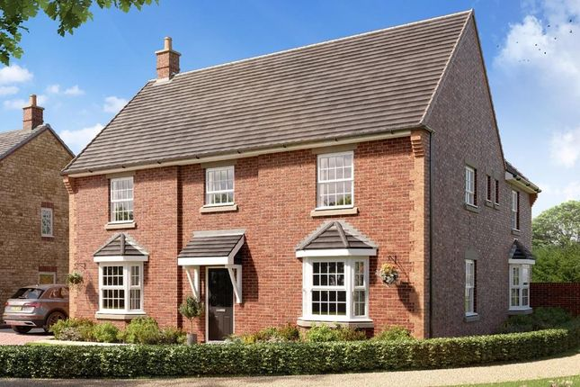 """Thumbnail Detached house for sale in """"Henley"""" at Knolles Drive, Stanford In The Vale, Faringdon"""
