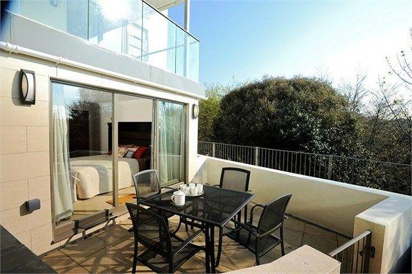 Thumbnail Flat to rent in Studland Dene, 2 Studland Road, Bournemouth