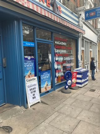 Thumbnail Land for sale in Clarence Road, London