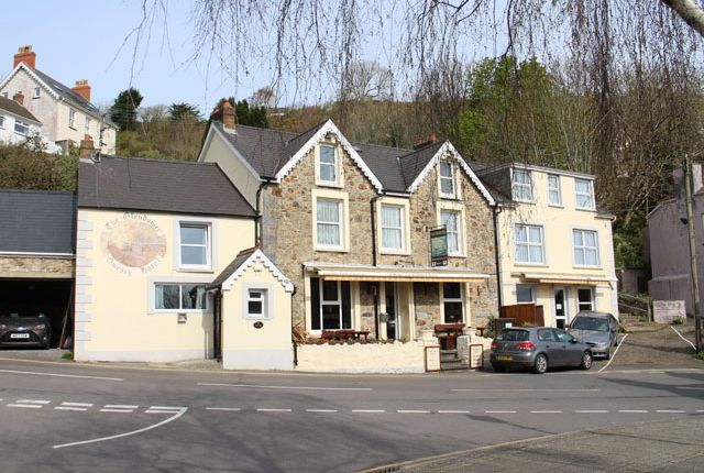Thumbnail Hotel/guest house for sale in Glendower Square, Goodwick, Pembrokeshire