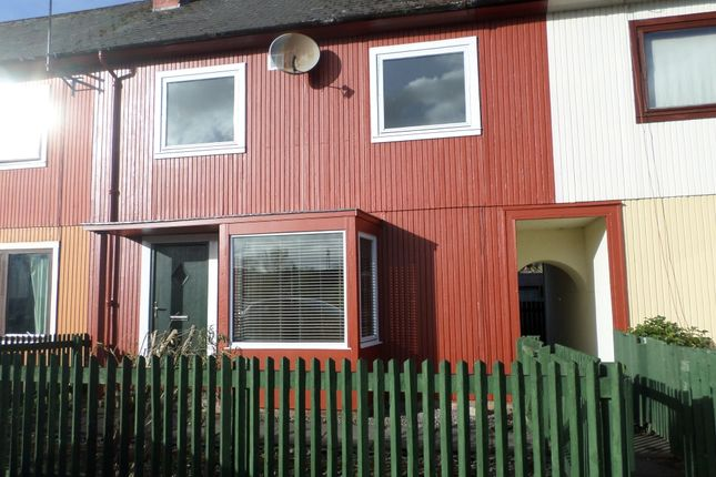 Thumbnail Terraced house for sale in 11 Old River Road, Dingwall