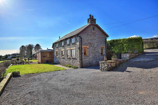 Thumbnail Property for sale in Caerlicyn Lane, Langstone, Newport