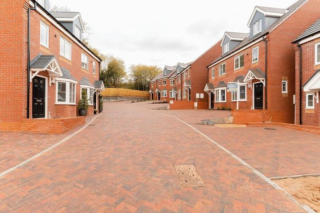 Thumbnail Semi-detached house for sale in Marton Close, Redditch