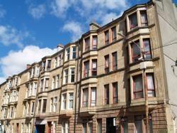 Thumbnail Flat to rent in Westmoreland Street, Glasgow