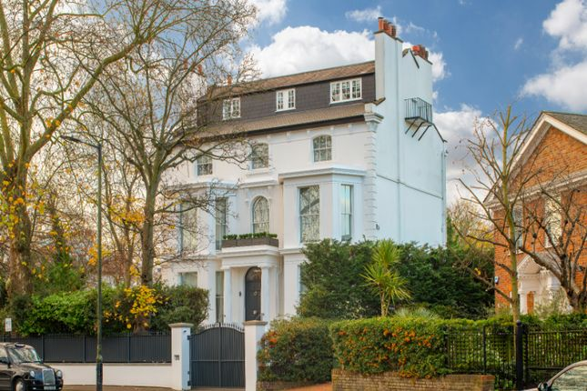 Thumbnail Property for sale in St. Johns Wood Park, London
