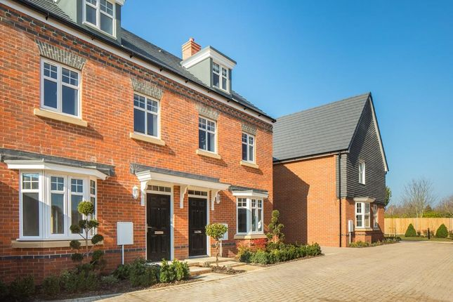 "Thumbnail Semi-detached house for sale in ""Kennett"" at Braishfield Road, Braishfield, Romsey"