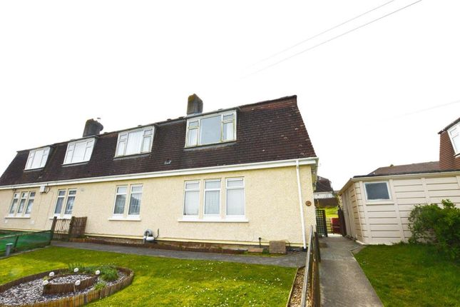 Thumbnail Flat to rent in Gwelmor, Camborne, Cornwall
