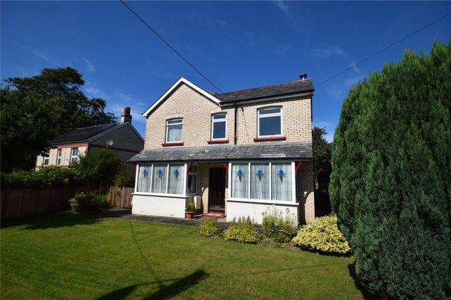 Thumbnail Detached house for sale in New Street, Torrington