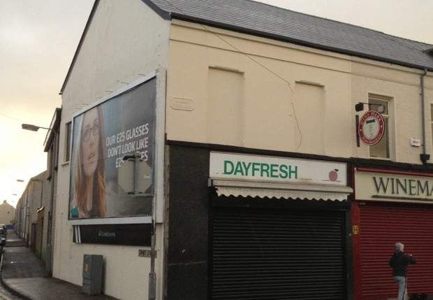 Retail premises to let in Bushmills Road, Coleraine, County Londonderry