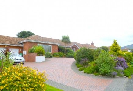 Thumbnail Bungalow to rent in Rental Highland, Westhill Village, Ramsey, Isle Of Man