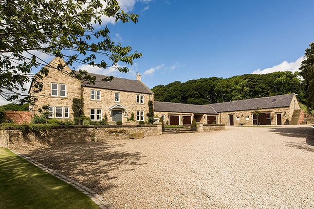 Thumbnail Country house for sale in Cornsay House Farm, Cornsay, Near Lanchester, County Durham