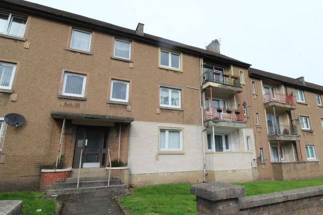 Thumbnail Flat to rent in Windmillhill Street, Motherwell, North Lanarkshire