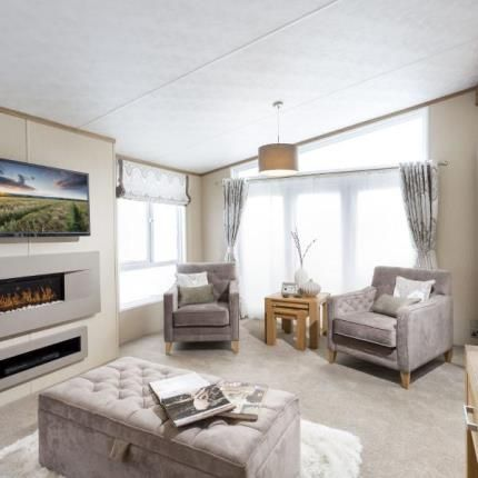 Lounge Area of Trevelgue, Newquay, Cornwall TR8