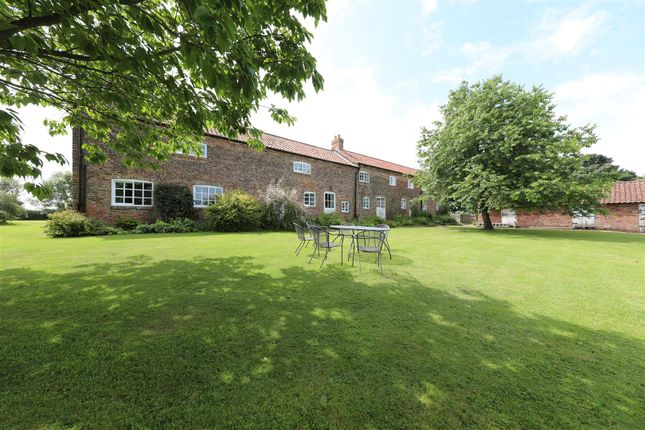 Thumbnail Detached house for sale in Greens Lane, Burton Pidsea, Hull