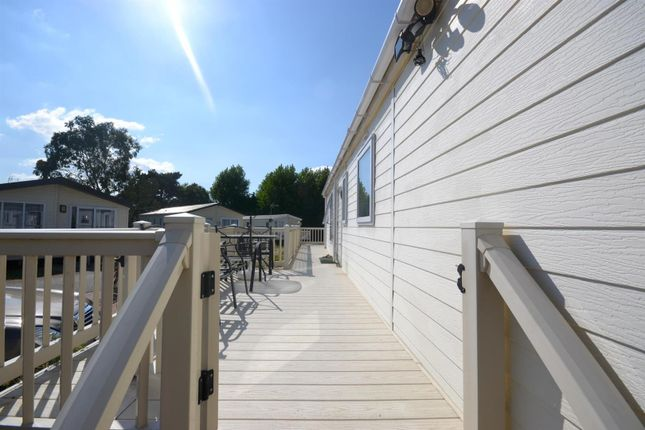 Decking Area of Highfield Grange, London Road, Clacton-On-Sea, Clacton-On-Sea CO16