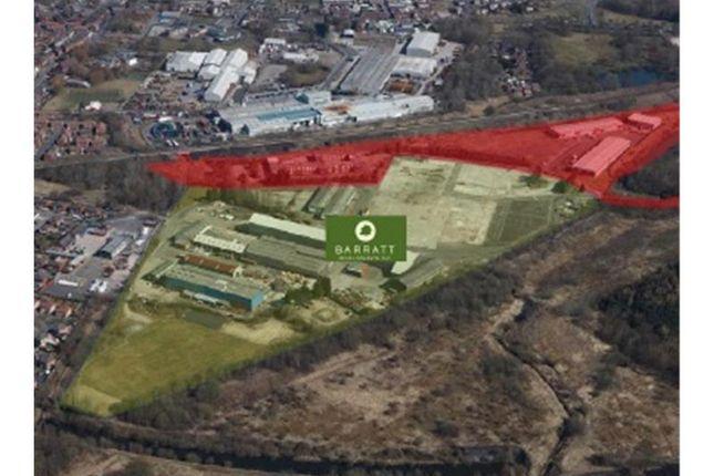 Thumbnail Land for sale in Wigan Enterprise Park, Seaman Way, Wigan, Greater Manchester, UK
