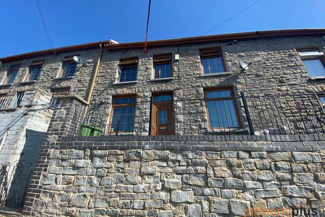2 bed terraced house for sale in Green Hill Pentre -, Pentre CF41
