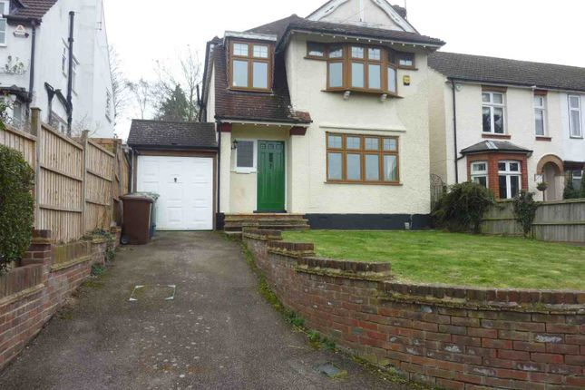 Thumbnail Detached house to rent in Merry Hill Road, Bushey