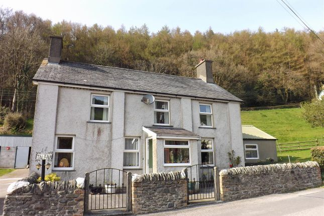 Thumbnail Detached house for sale in Llanafan, Aberystwyth