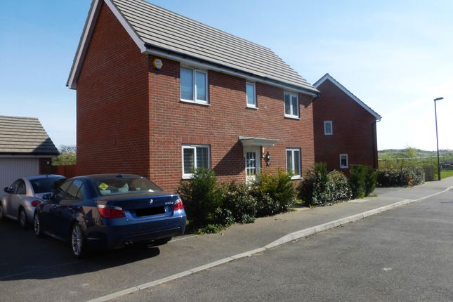 Thumbnail Property to rent in Anson Road, Upper Cambourne, Cambridge