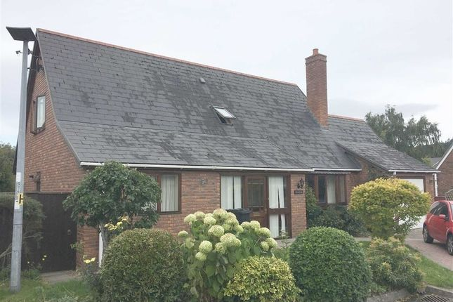 Thumbnail Bungalow to rent in Glanllyn, 21, Celyn Close, Guilsfield, Welshpool, Powys