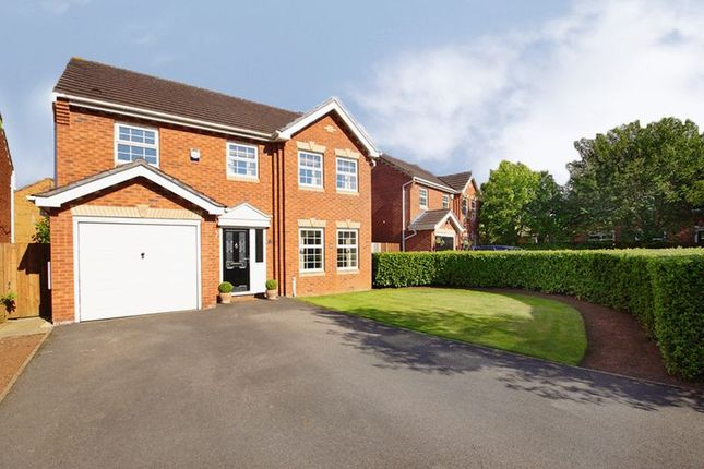 Thumbnail Detached house for sale in Bury Hill View, Downend, Bristol