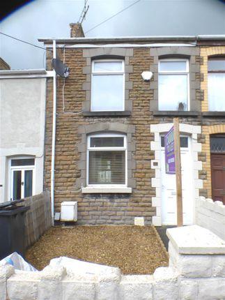 Thumbnail Terraced house to rent in Bethlehem Road, Skewen, Neath