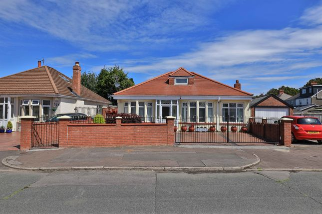 Thumbnail Detached bungalow for sale in Heol Ifor, Rhiwbina, Cardiff