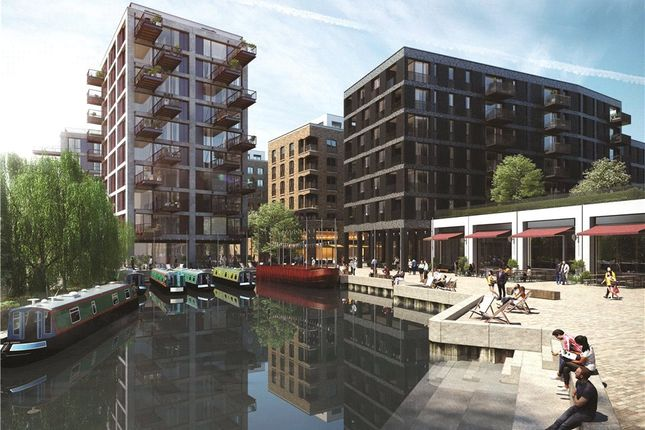 Thumbnail Flat for sale in The Brentford Project, Catherine Wheel Road, Brentford