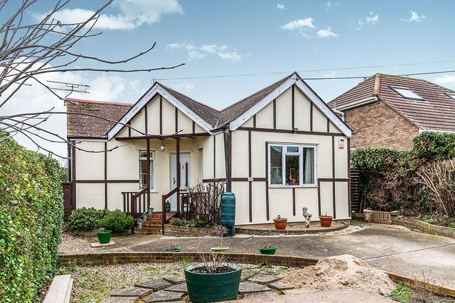 Thumbnail Bungalow for sale in Foads Hill, Cliffsend, Ramsgate