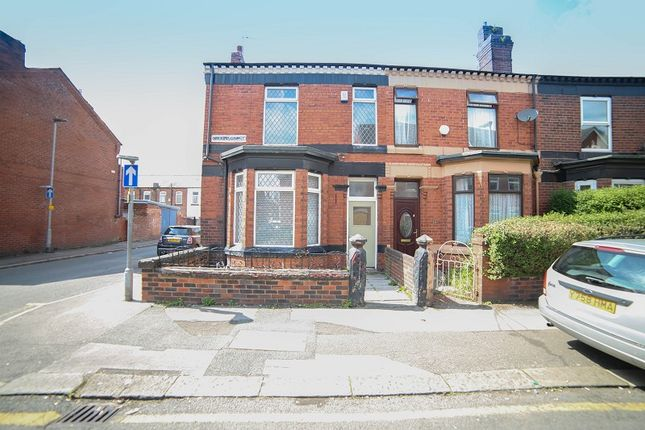 3 bed end terrace house to rent in Wilkinson Street, Leigh, Greater Manchester. WN7