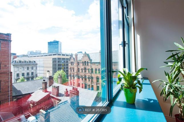 Thumbnail Flat to rent in Piccadilly Lofts, Manchester