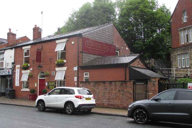 Thumbnail Pub/bar for sale in Stockport Road, Romiley, Stockport