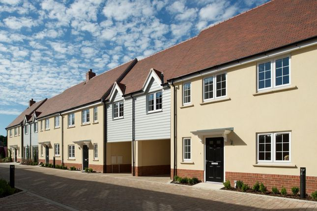 Thumbnail Terraced house for sale in The Hyland, Berryfields, Chapel Road, Tiptree, Colchester, Essex