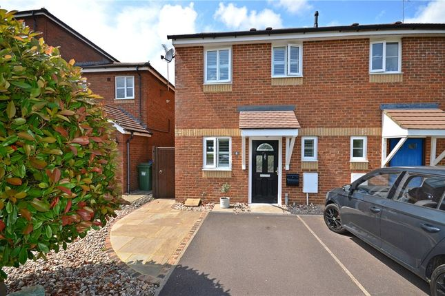 Thumbnail Semi-detached house for sale in Chuff Corner, Warfield, Bracknell