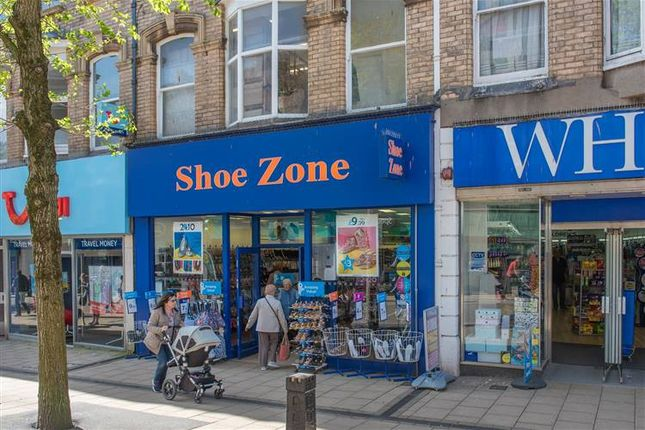 Thumbnail Retail premises for sale in Victoria Street, Paignton